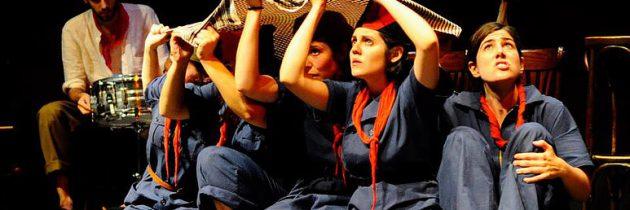 DIARI D'UNA MILICIANA – Cia. La Belle Ensemble