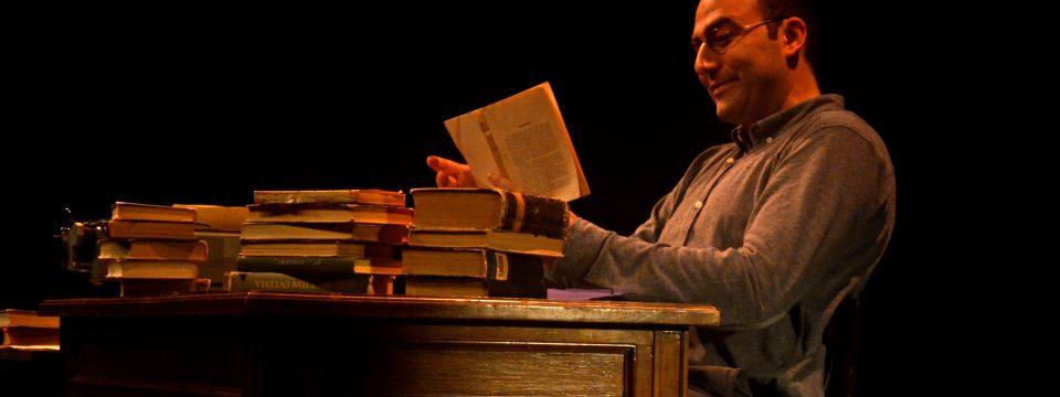 EL DIA QUE BERTOLT BRECHT VA MORIR A FINLÀNDIA – Coproducció CRIT Companyia de Teatre i Grup de Teatre de la UV