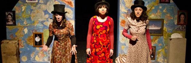 HANNAH DELS TRES PAÏSOS –  Cia: Iguana Teatre