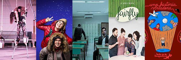 Arriba desembre amb molt de teatre a la Xarxa Alcover