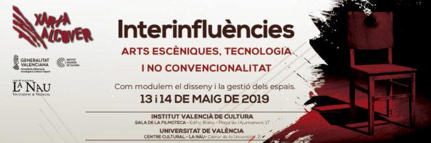 Inscriu-te a les terceres Jornades Xarxa Alcover del 13 i 14 de maig a València