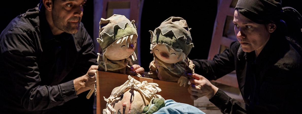 Descobreix l'obra de teatre familiar Adéu Peter Pan de Festuc Teatre