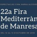 Fira Mediterrània de Manresa: cinc espectacles de la gira de la Xarxa Alcover