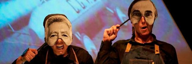 COMETAGIROAVIÓ – Centimets Teatre