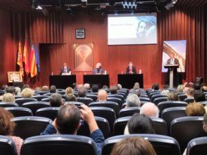 Antoni Miró ja és fill predilecte i medalla d'or d'alcoi